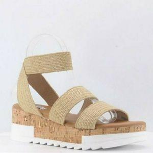 Damon Sky's Strappy Platform Heel Sandal
